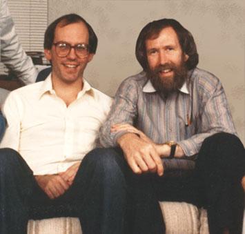 Lawrence S. Mirkin & Jim Henson